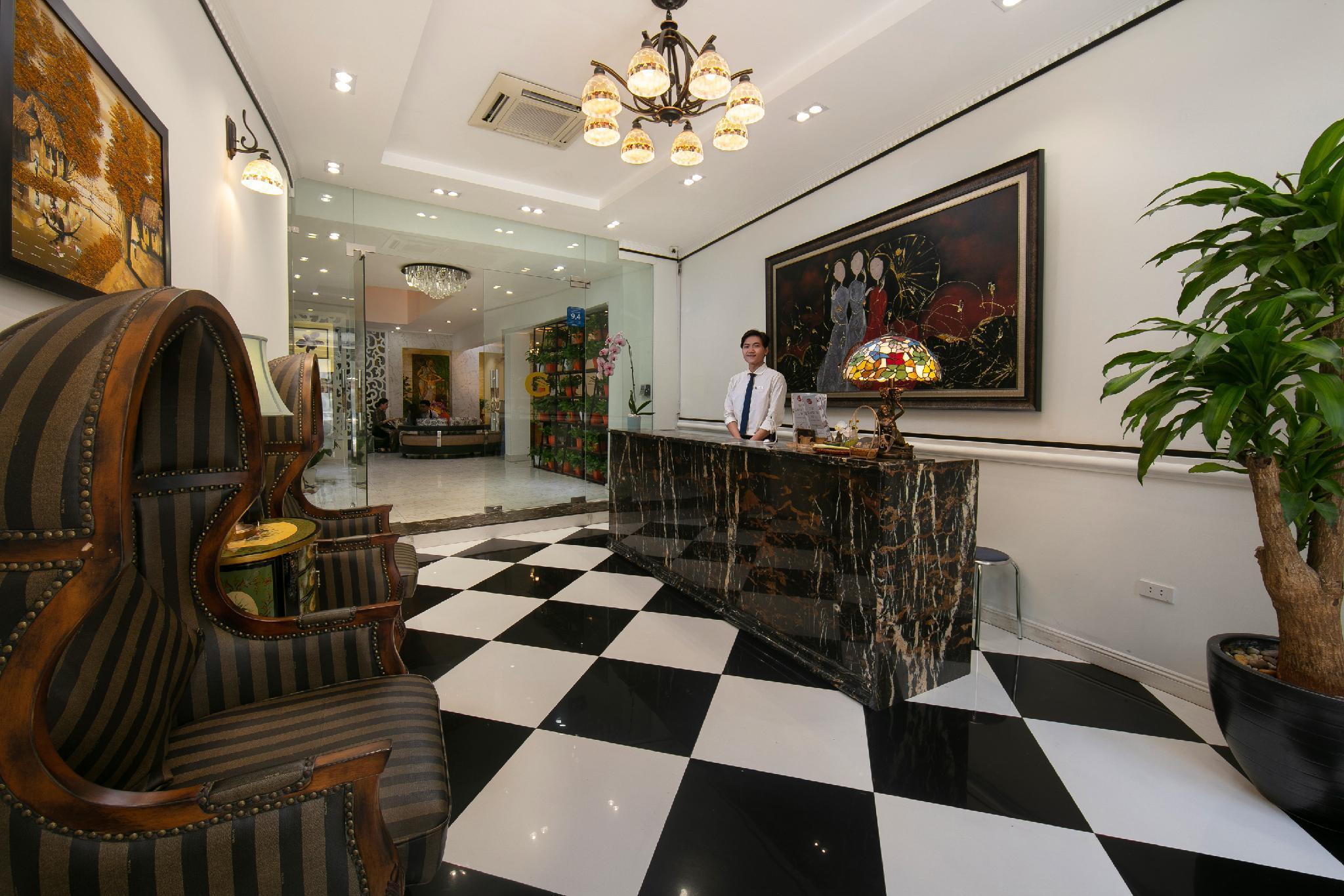 Hanoi Garden Boutique Hotel And Spa