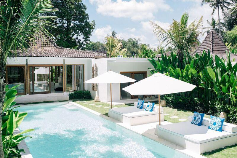 A Complex Of Villas And Apartments In Ubud
