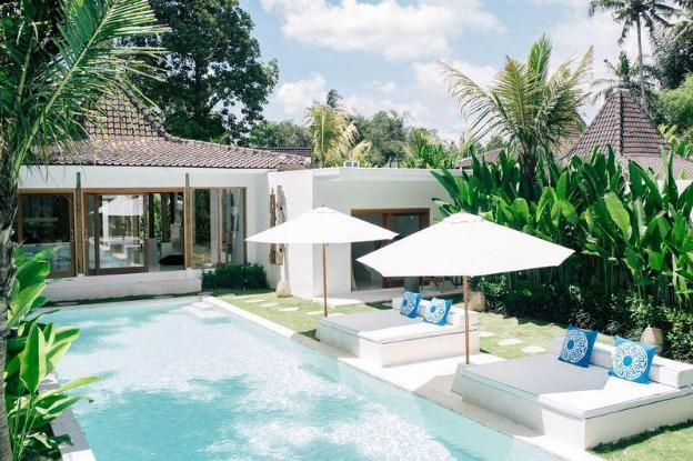 A Complex of Villas & Apartments in Ubud