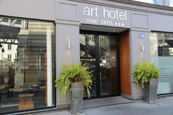 Art Hotel Eiffel Paris