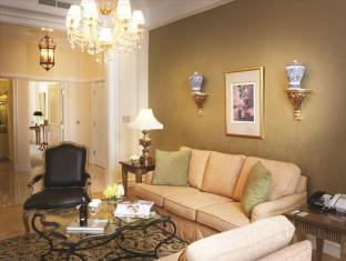 Gran Mahakam Hotel Jakarta - Mahakam Suite Living Room