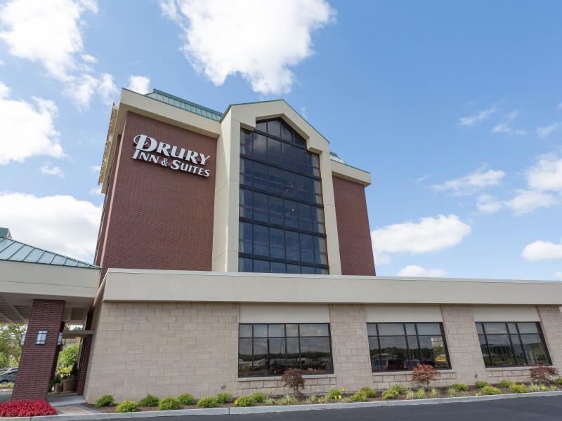 Drury Inn And Suites St Louis Southwest