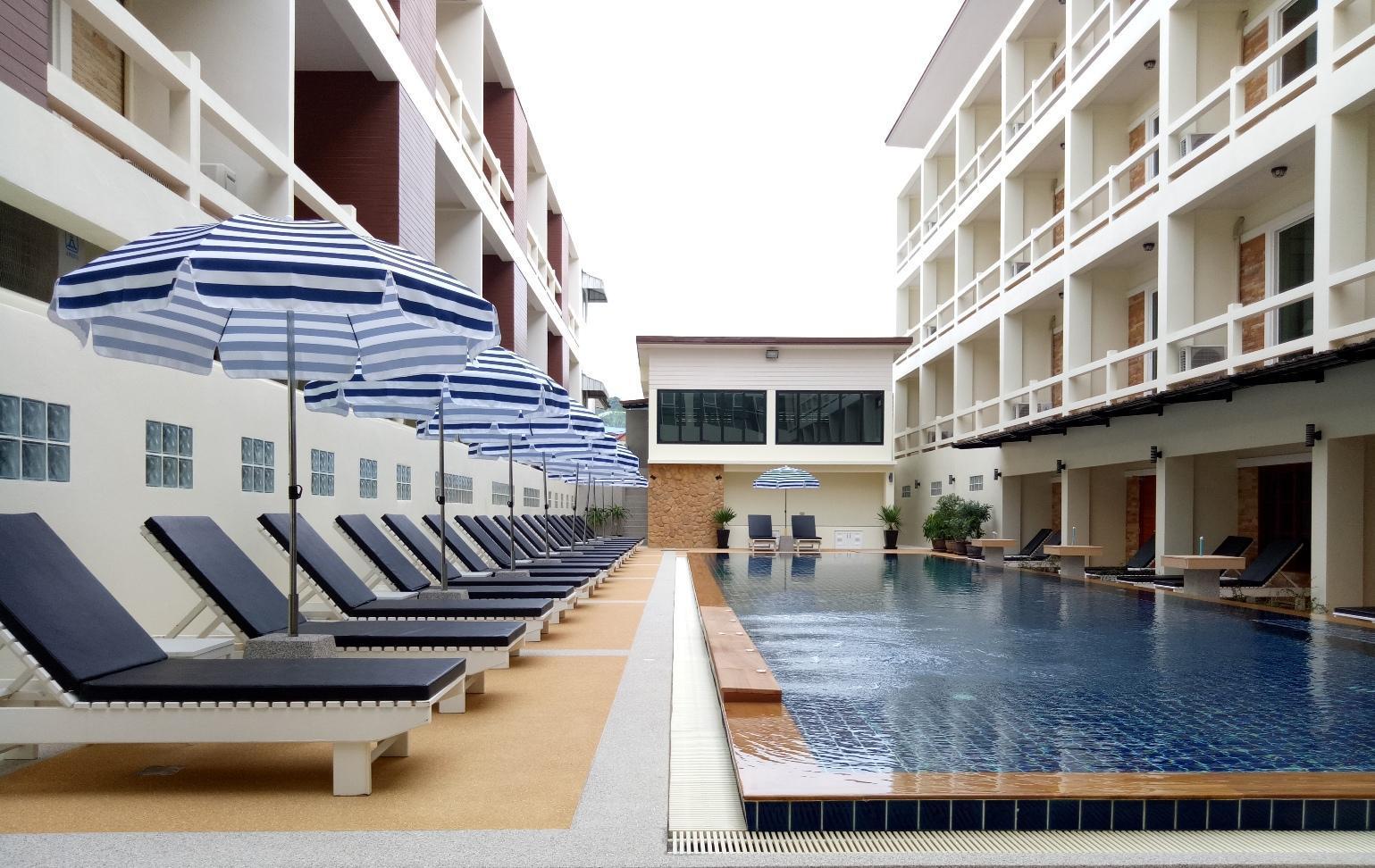 Phangan Pearl Villa Hotel โรงแรมพะงัน เพิร์ล วิลล่า