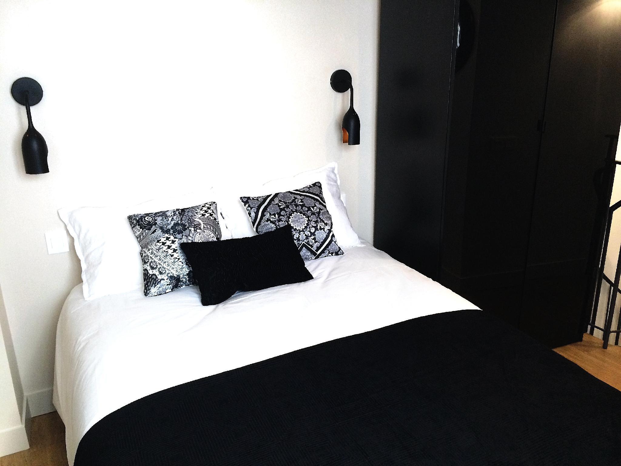 Charming duplex in Montmartre