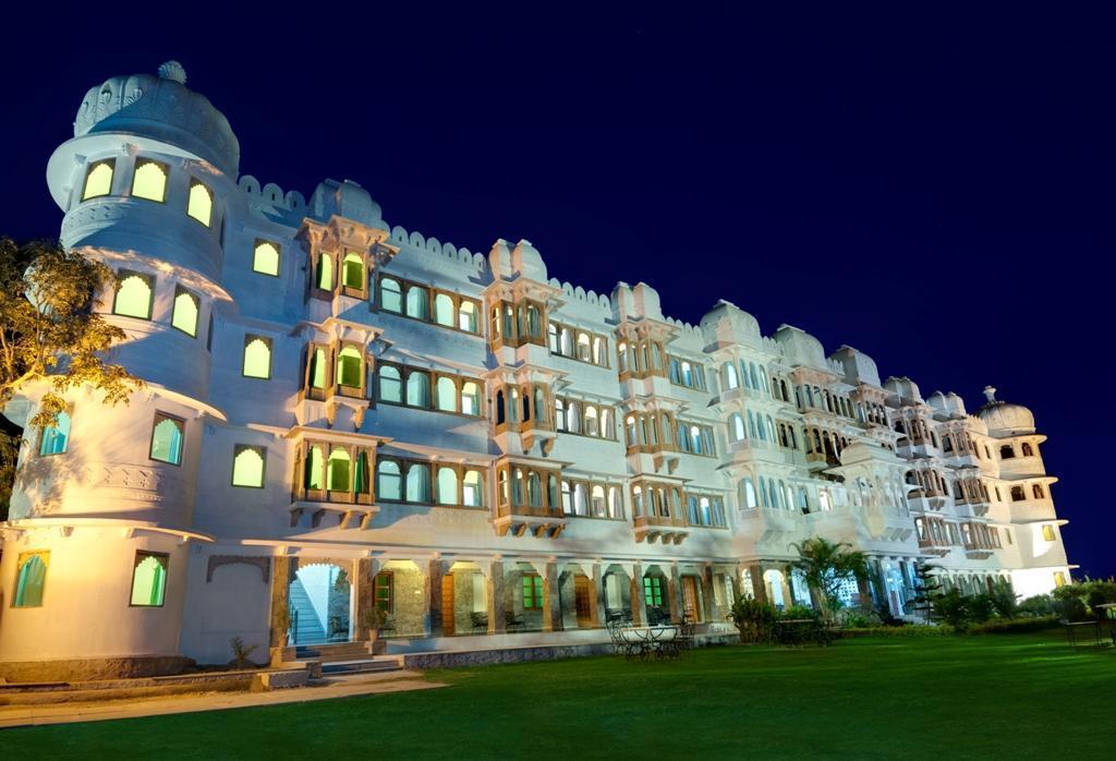Kanj The Haveli Resort