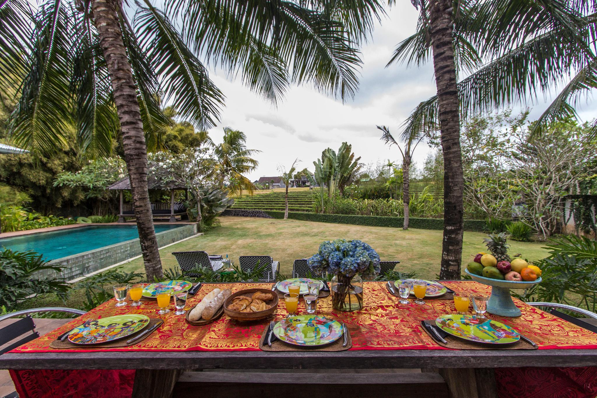 Fully Equipped Modern Villa In Umalas