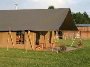 Dawn Chorus Holidays Tents