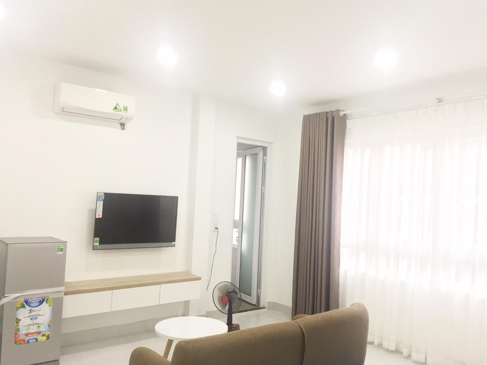 Dulux Studio Apartment