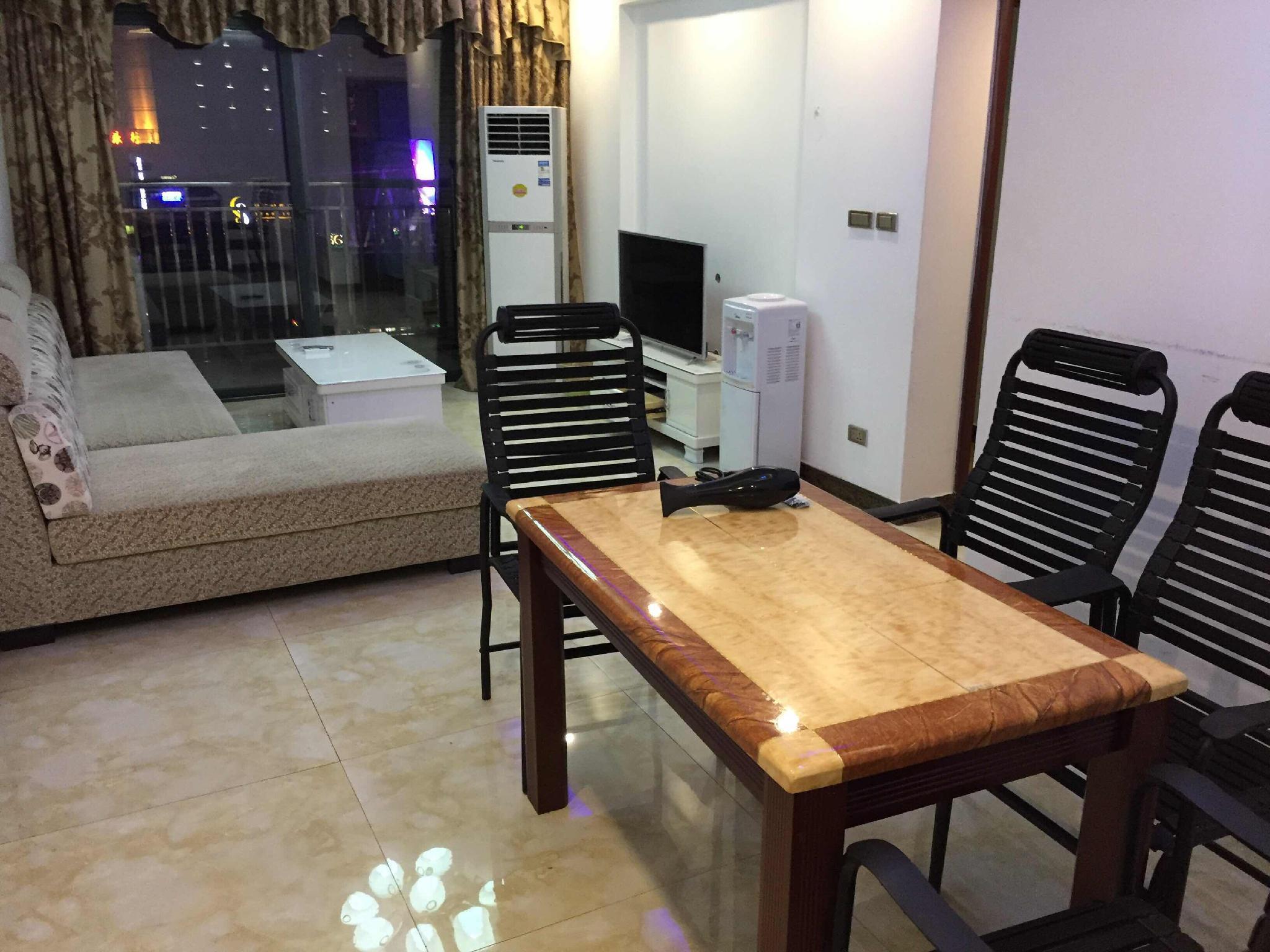 Heng Half Homestay Nanping Wanda Platinum Mansion