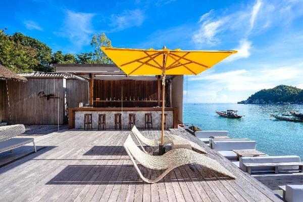 Beach Club by Haadtien Koh Tao