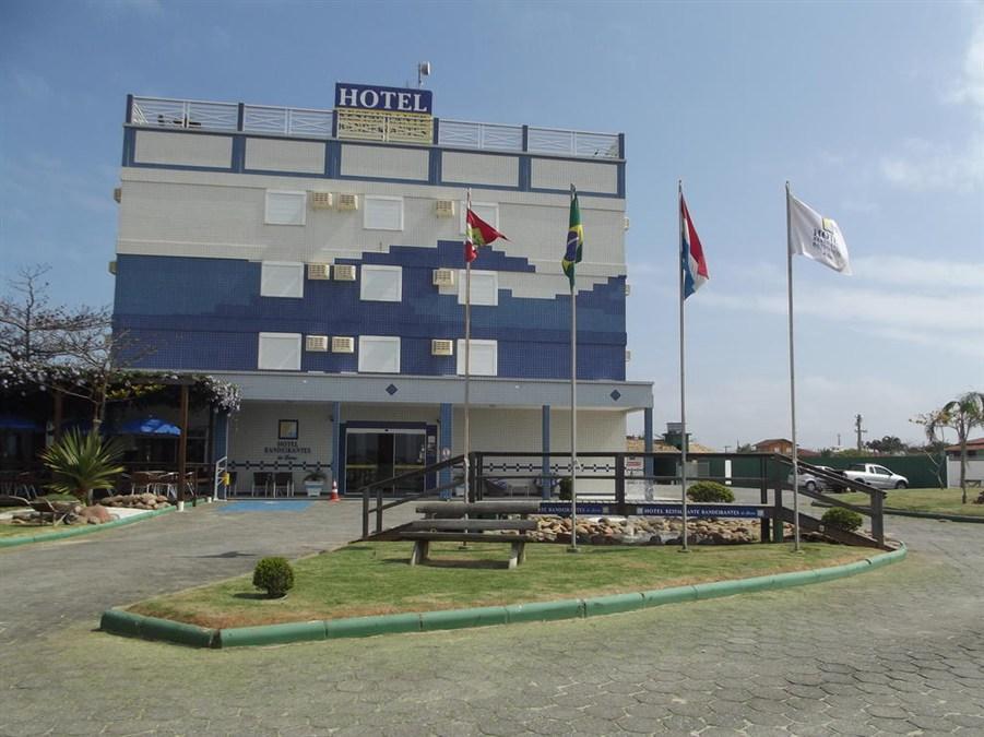 Hotel Bandeirantes Da Barra