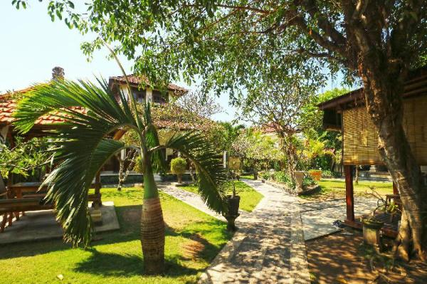 Puri Nusa Beach Hotel Bali