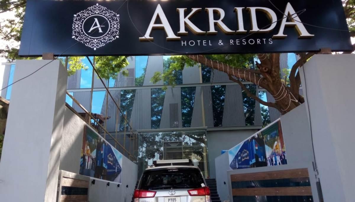 Akrida Hotel And Resorts