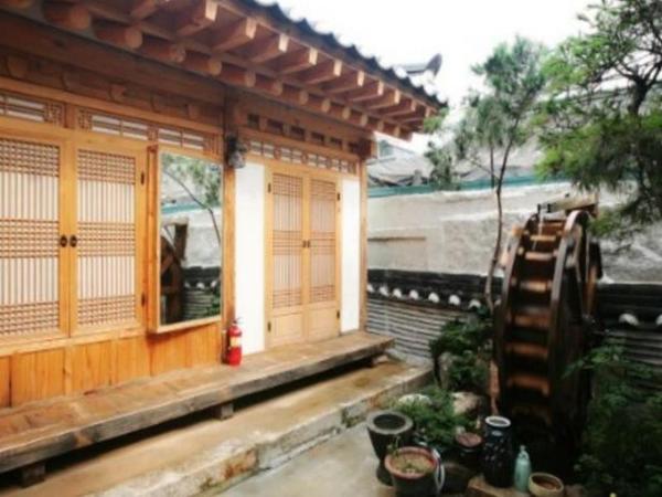 Sejong Hanok Guesthouse Seoul