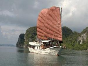 プリンセス ジャンクス クルーズ (Princess Junk - Charter Cruises)