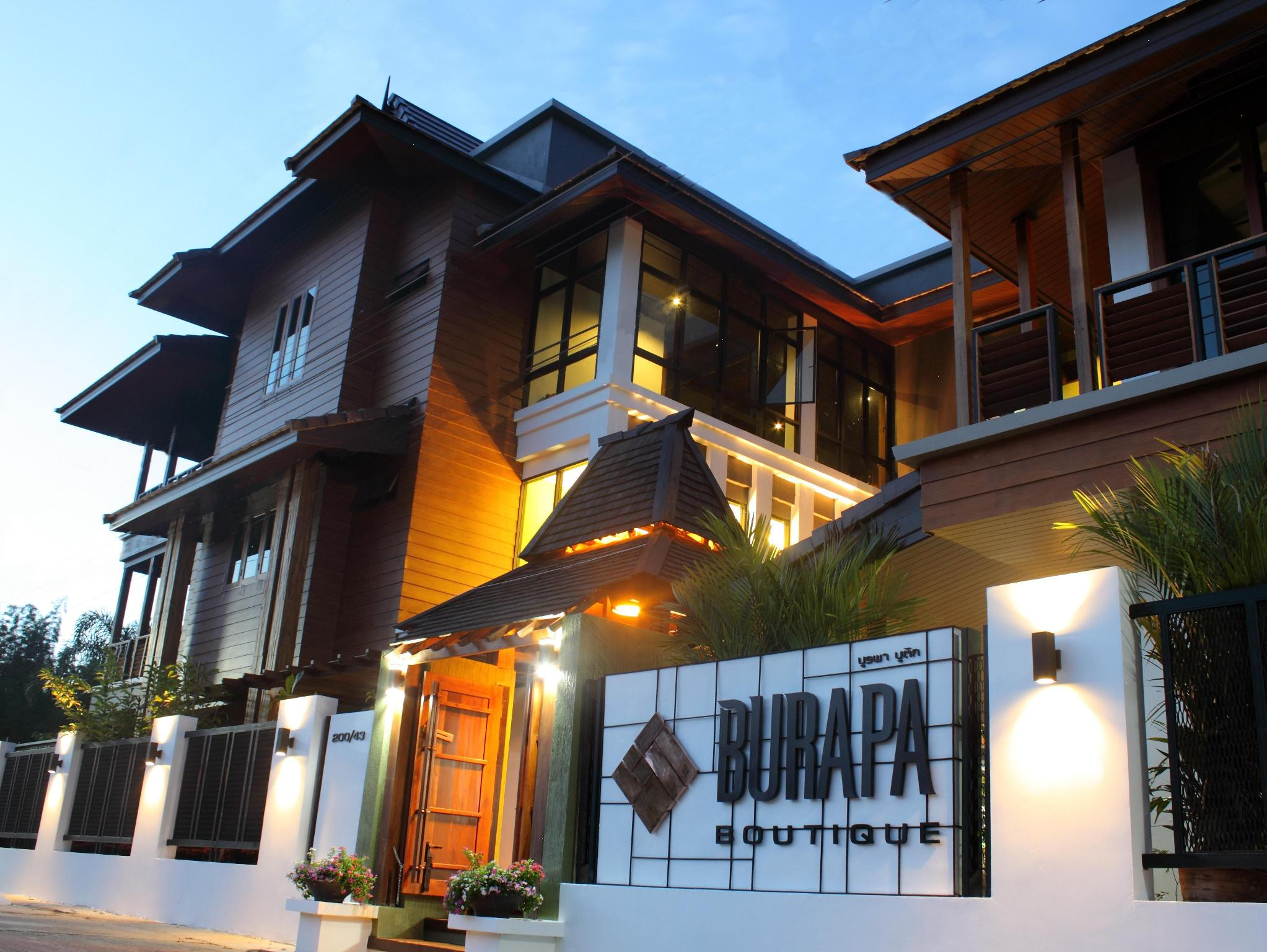 Review บูรพา บูทิก (Burapa Boutique) ราคาประหยัด