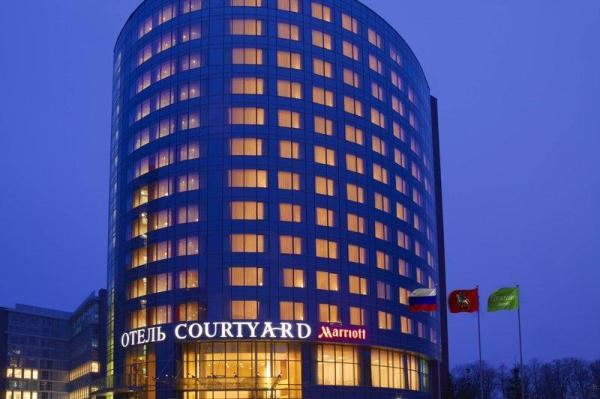 Courtyard Hotel by Marriott Moscow Paveletskaya Moscow