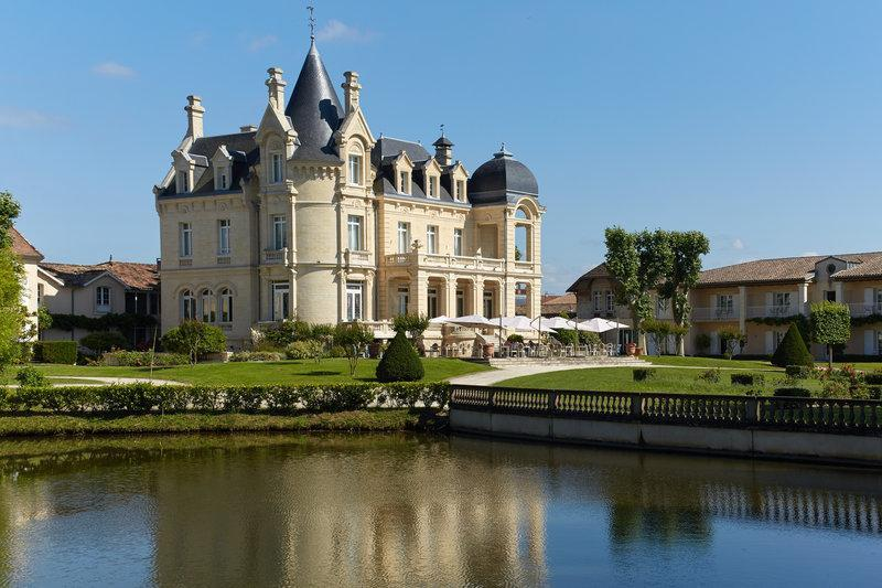 Chateau Hotel and Spa Grand Barrail