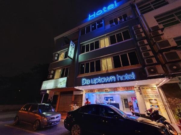 De UPTOWN Hotel @ P.J. 222 Kuala Lumpur