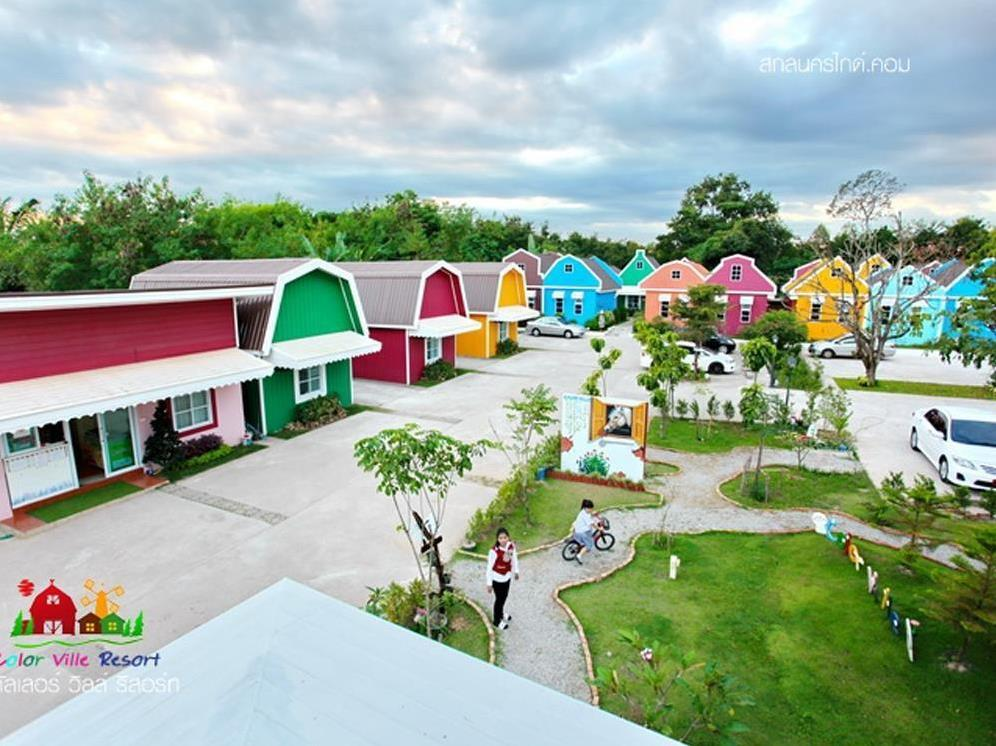 The Color Ville Hotel