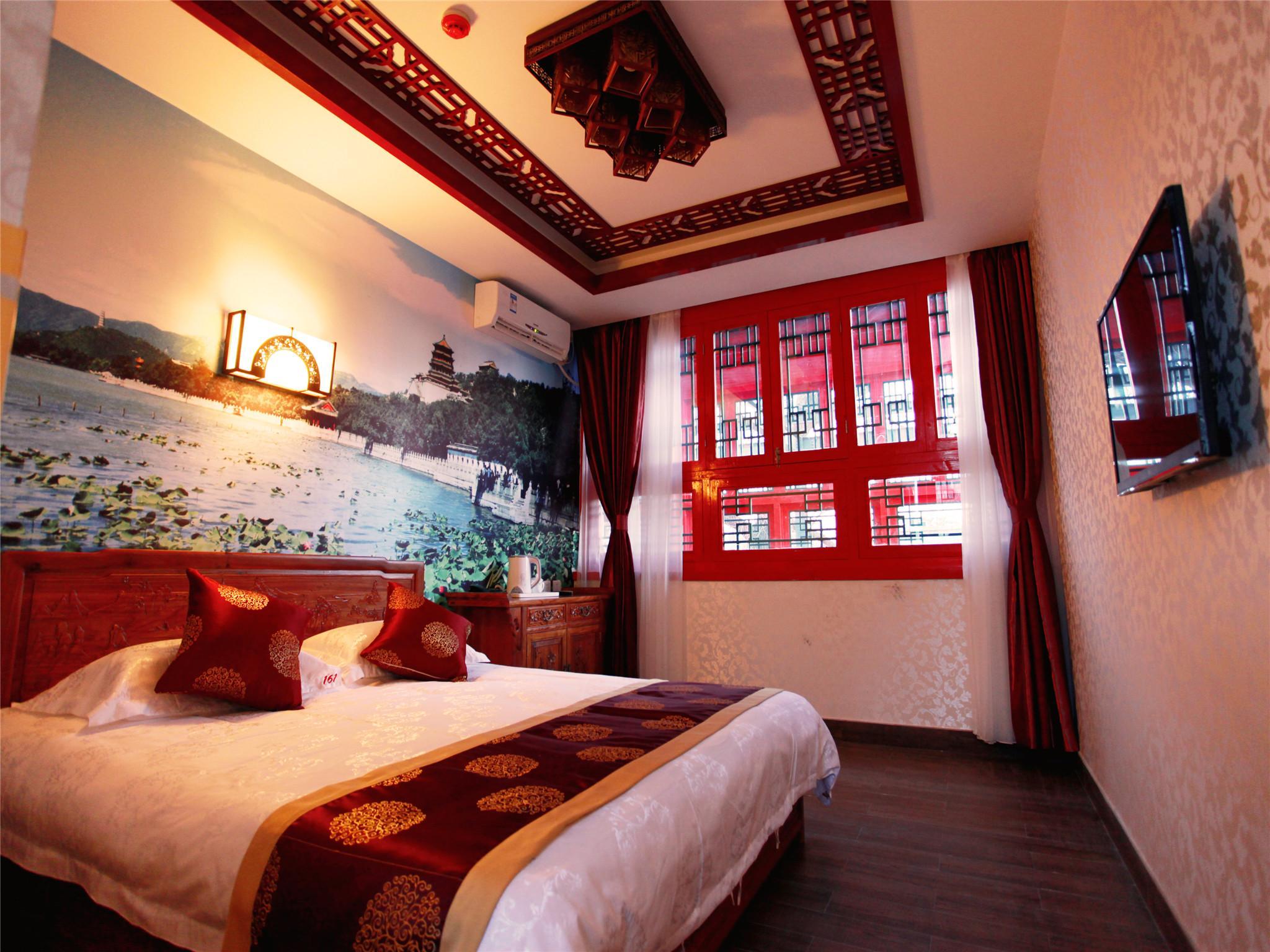 Beijing 46 Lama Temple Courtyard Hotel