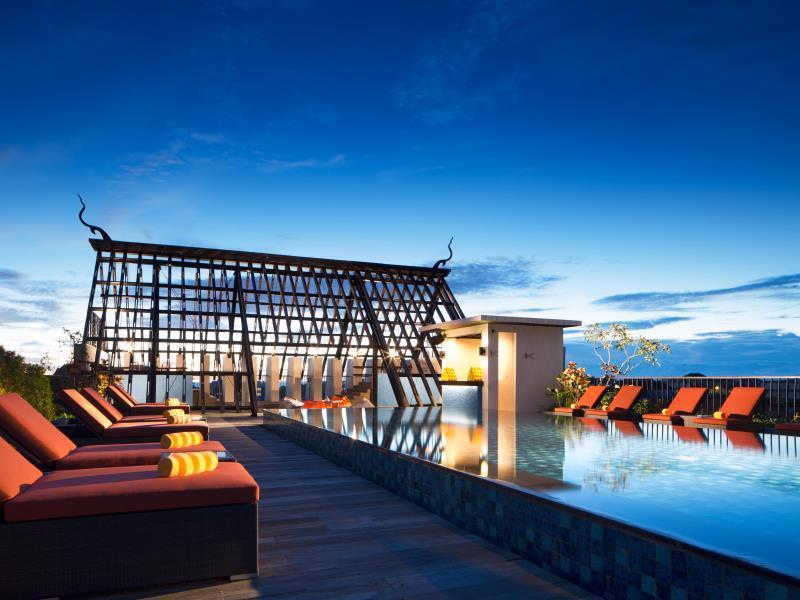 Sun Island Hotel And Spa Legian