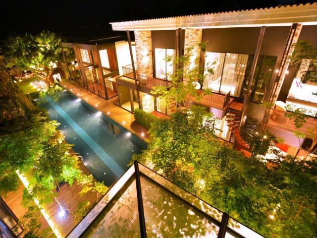เดอะ บลู สกาย รีสอร์ท แอท หัวหิน – The Blue Sky Resort @ Hua Hin
