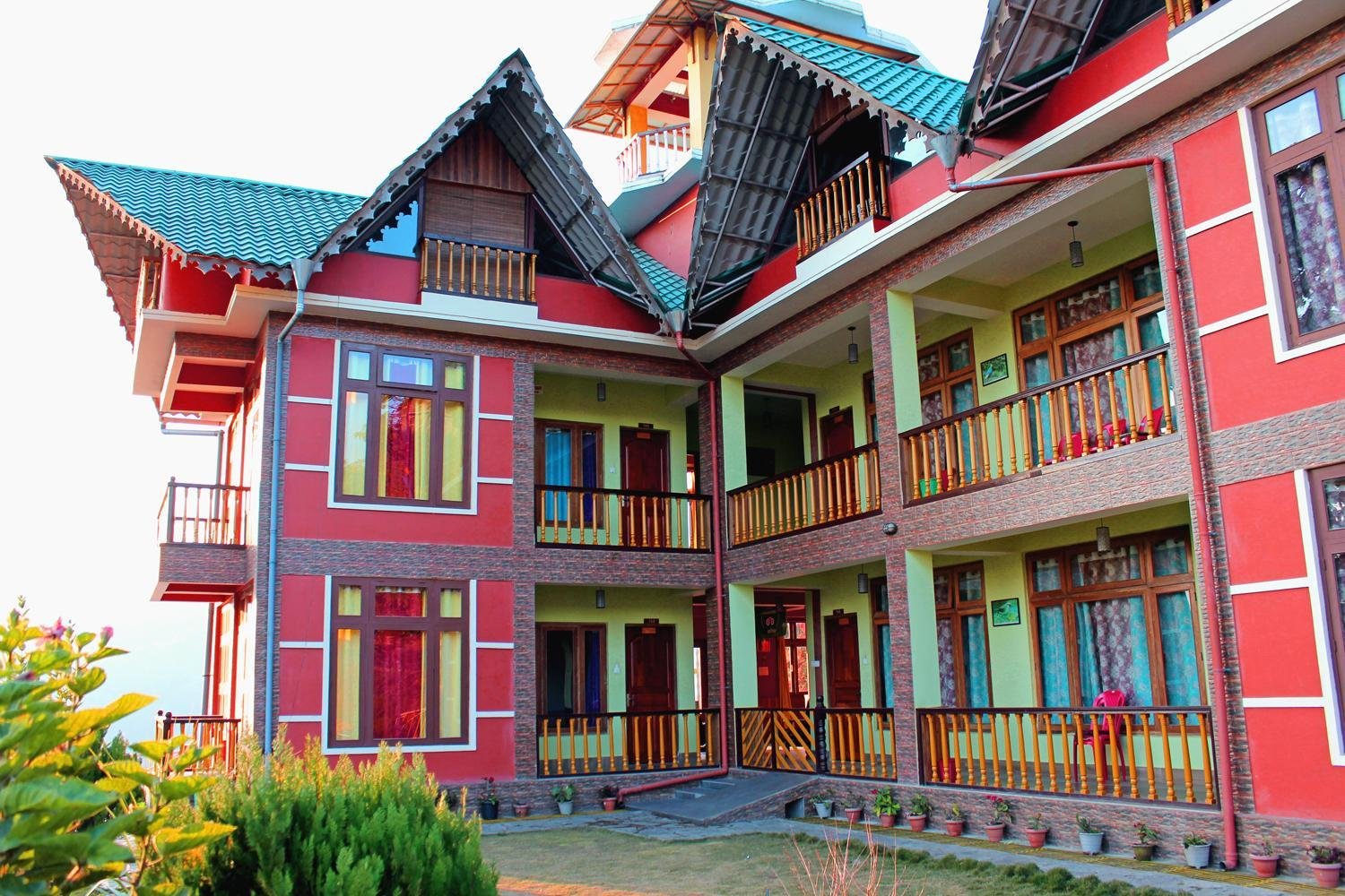 The Red Mud Chalet