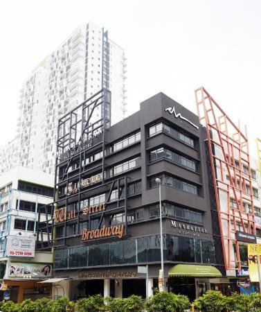 Manhattan Business Hotel Damansara Perdana Kuala Lumpur