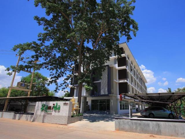 รมิดา อพาร์ตเมนต์ – Ramida Apartment