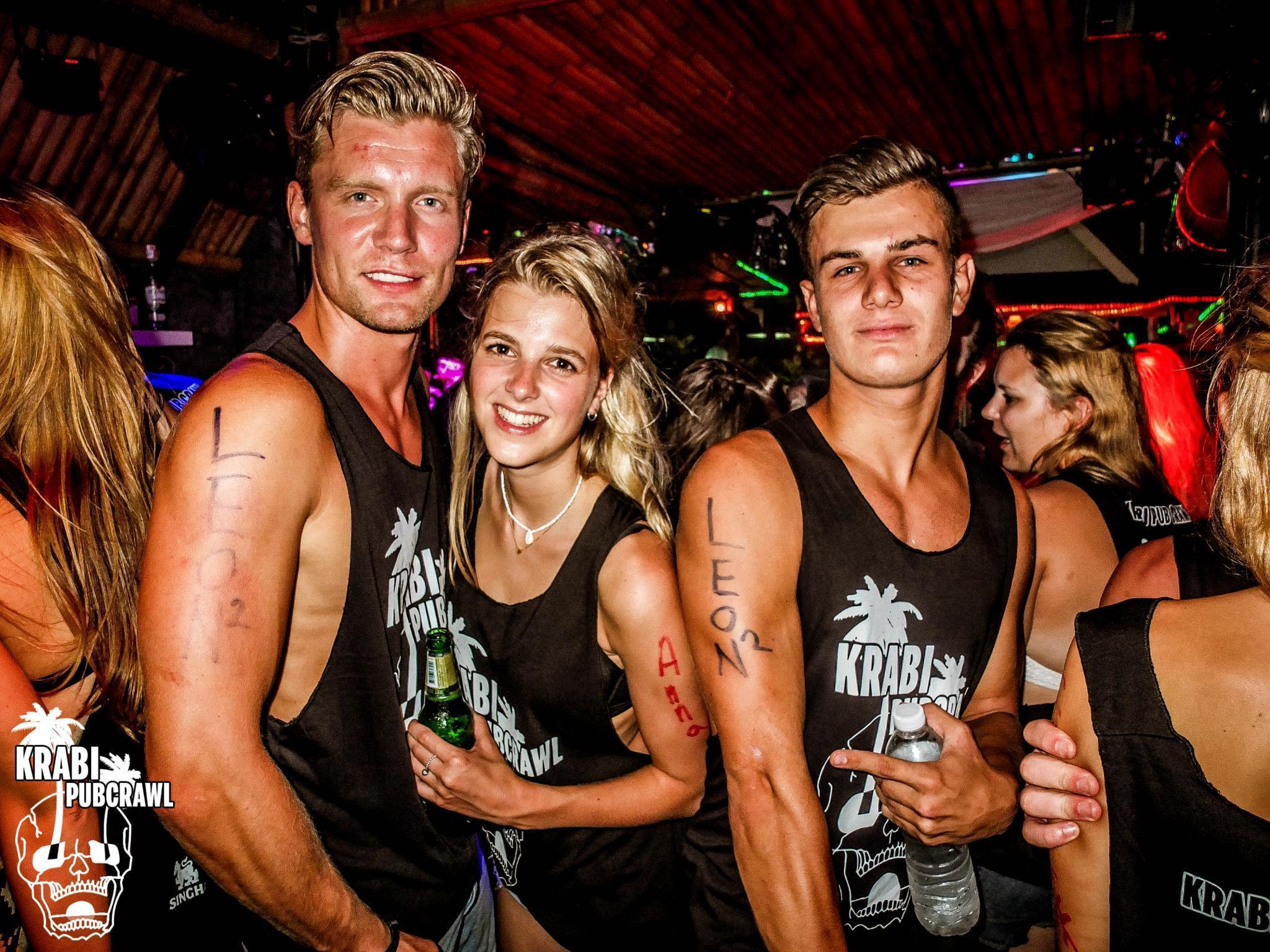 Slumber Party Hostel Krabi Thailand
