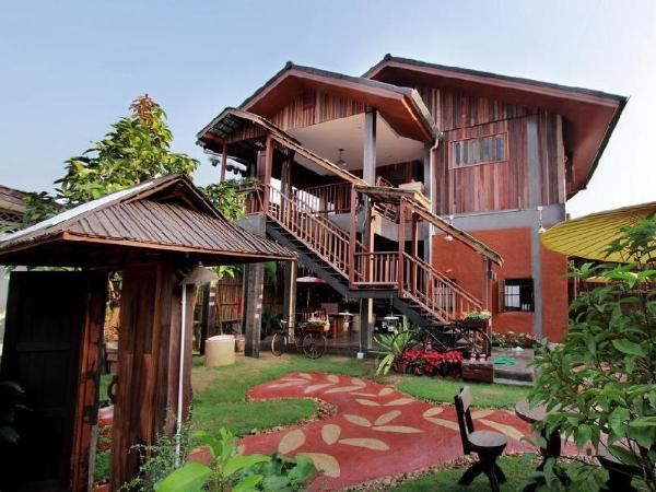 Hueandin Klinmai Boutique Hotel Chiang Mai