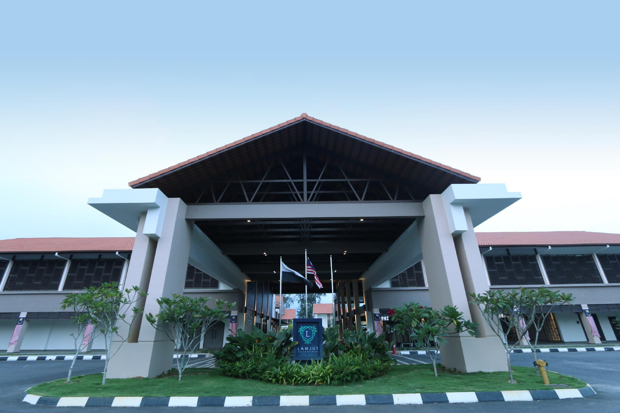 Lanjut Beach & Golf Resort