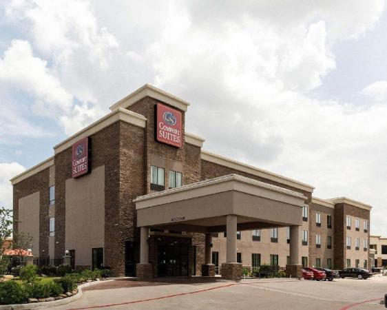 Comfort Suites Houston West Beltway 8 Houston Houston