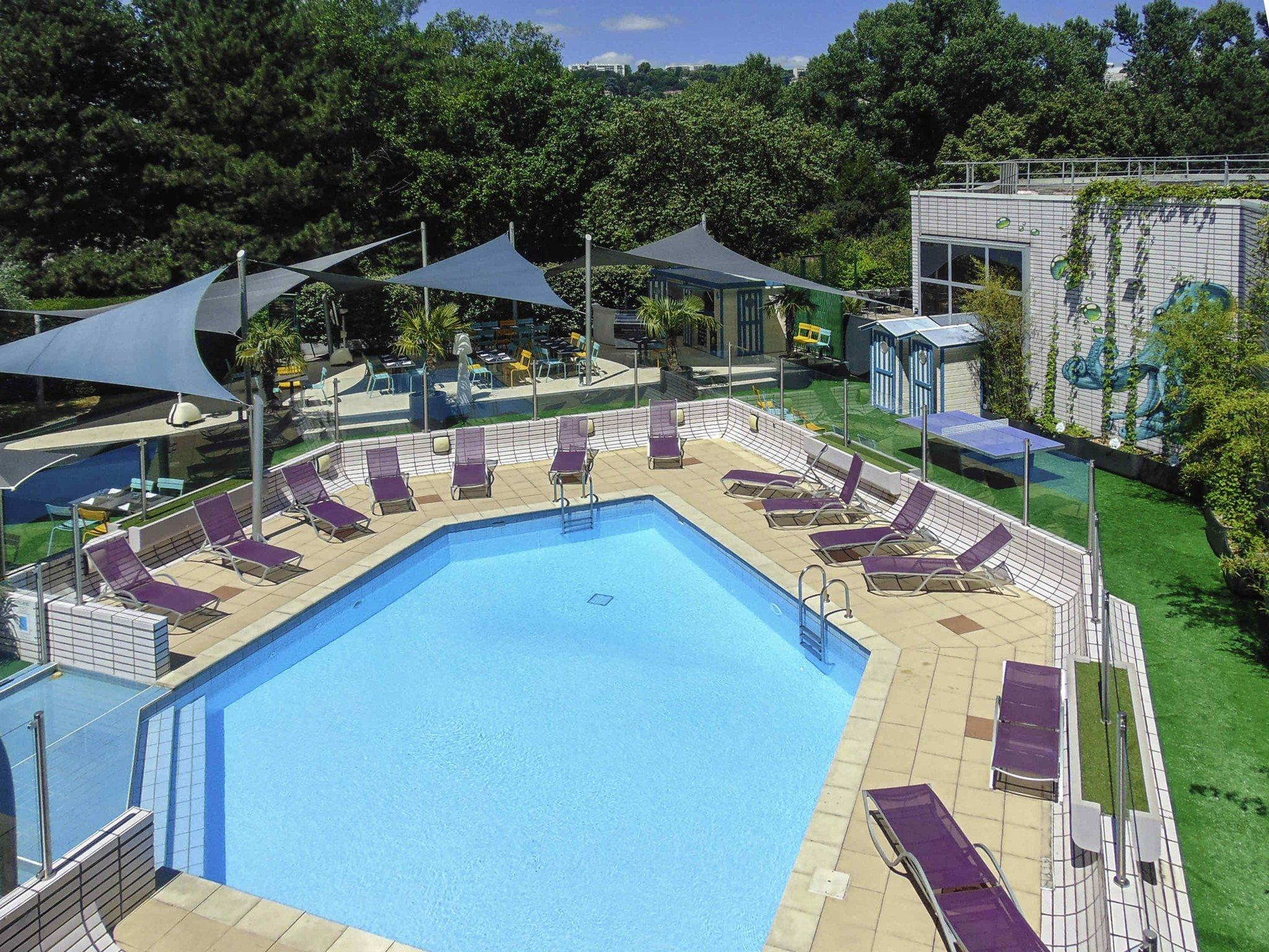 Novotel Lyon Gerland Hotel