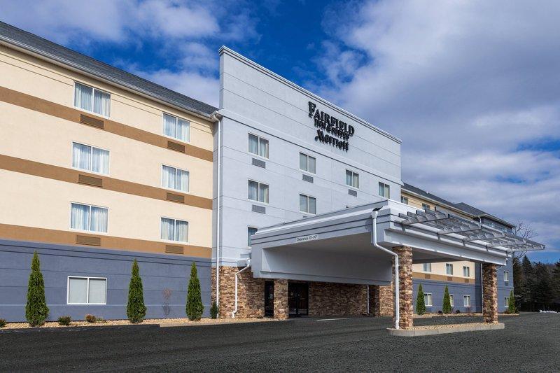 Fairfield By Marriott Inn And Suites Uncasville Groton Area