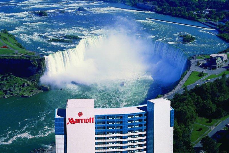 Niagara Falls Marriott Fallsview Hotel And Spa