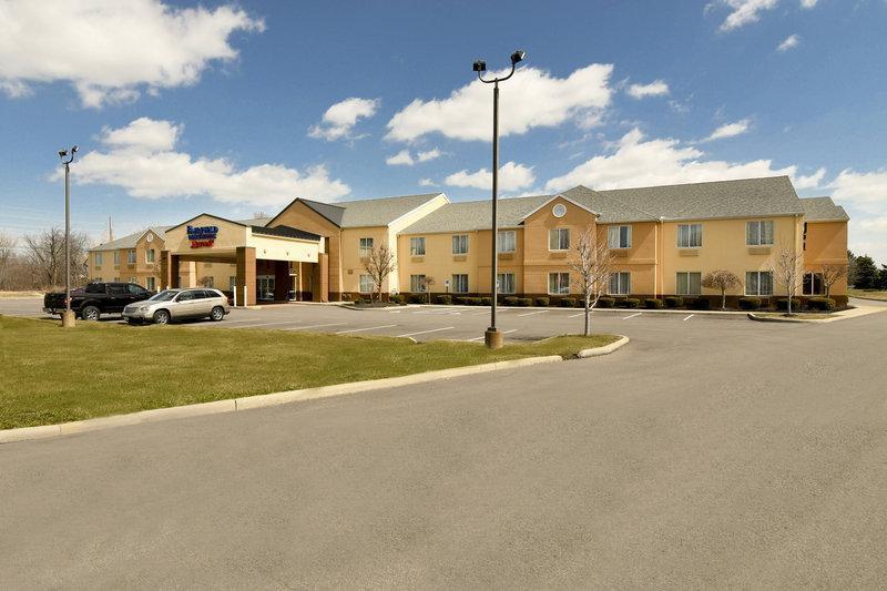 Fairfield Inn And Suites Sandusky