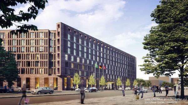 Holiday Inn Hamburg - Hafencity Hamburg