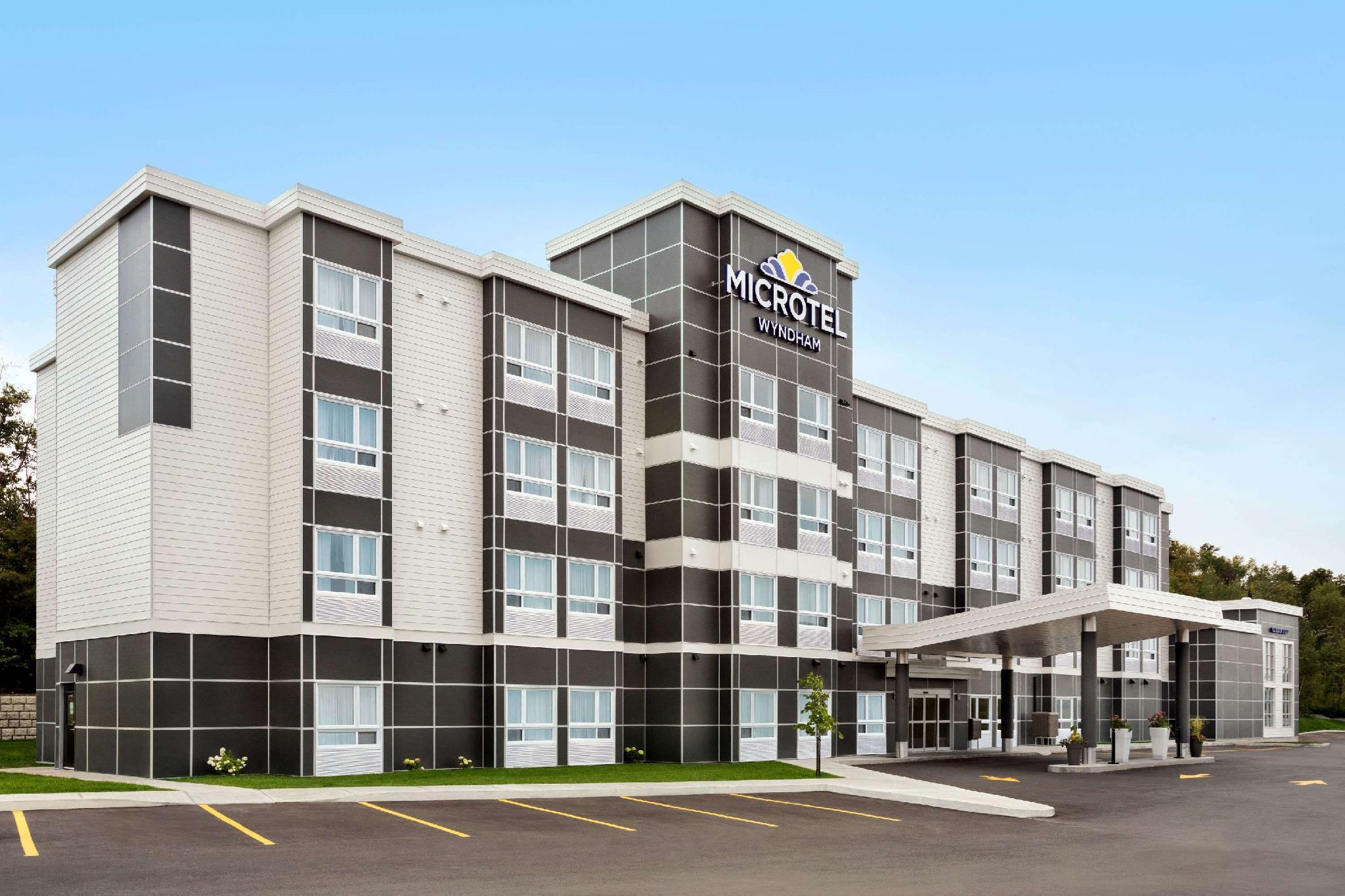 Microtel Inn And Suites By Wyndham Val D Or
