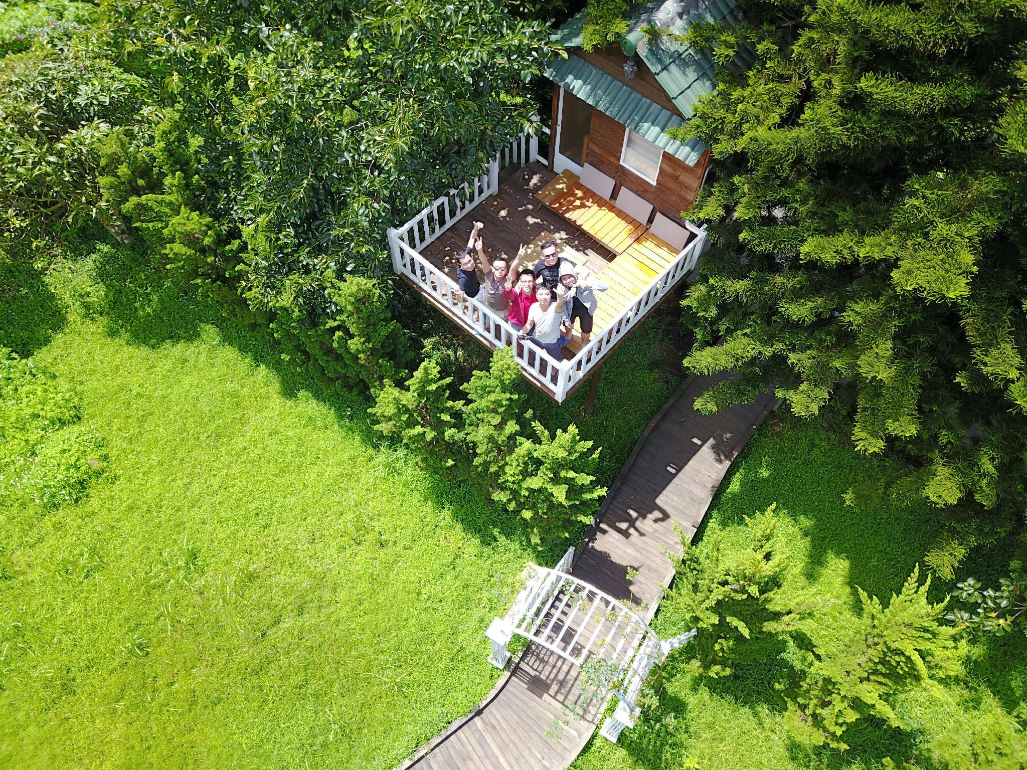 Stunning 4 Bedrooms Treehouse Central Da Lat
