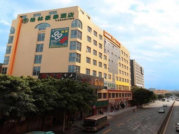 Greentree Inn Shenzhen Dongzhan Branch