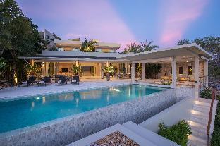 [チョンモン]ヴィラ(900m2)| 6ベッドルーム/7バスルーム Moonstone - Samui's Premier Private Luxury Villa