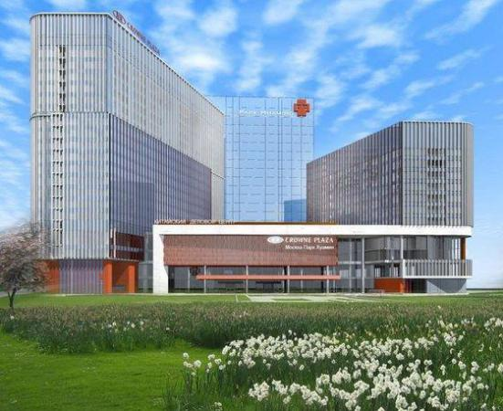 Crowne Plaza Moscow - Park Huaming Moscow
