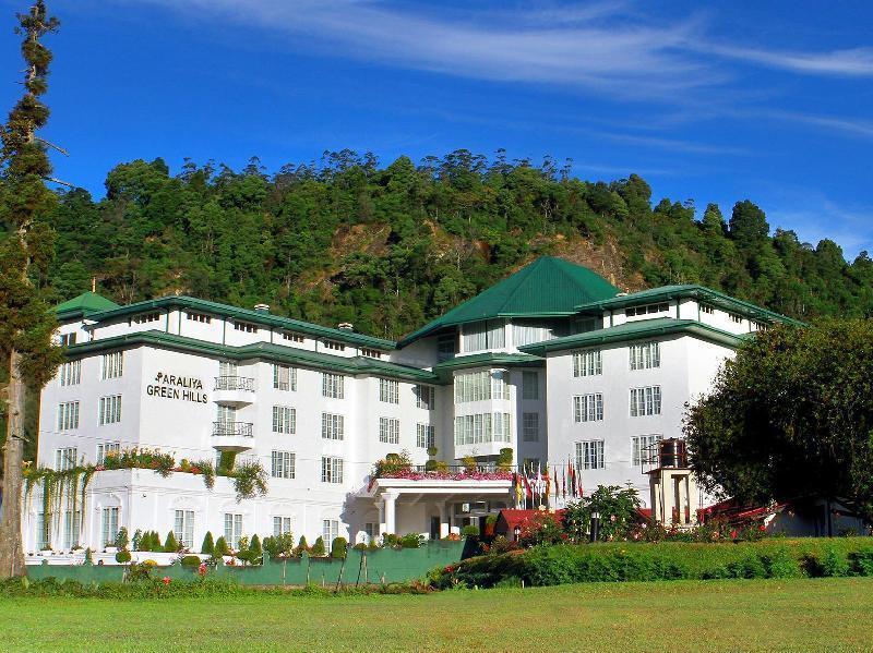 St Andrews Hotel Nuwara Eliya Sri Lanka