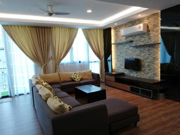 Vivacity Jazz suite 3 condo (CozyLife)09 Kuching