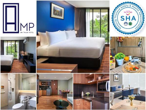 Amp am House Bangkok Hotel Bangkok