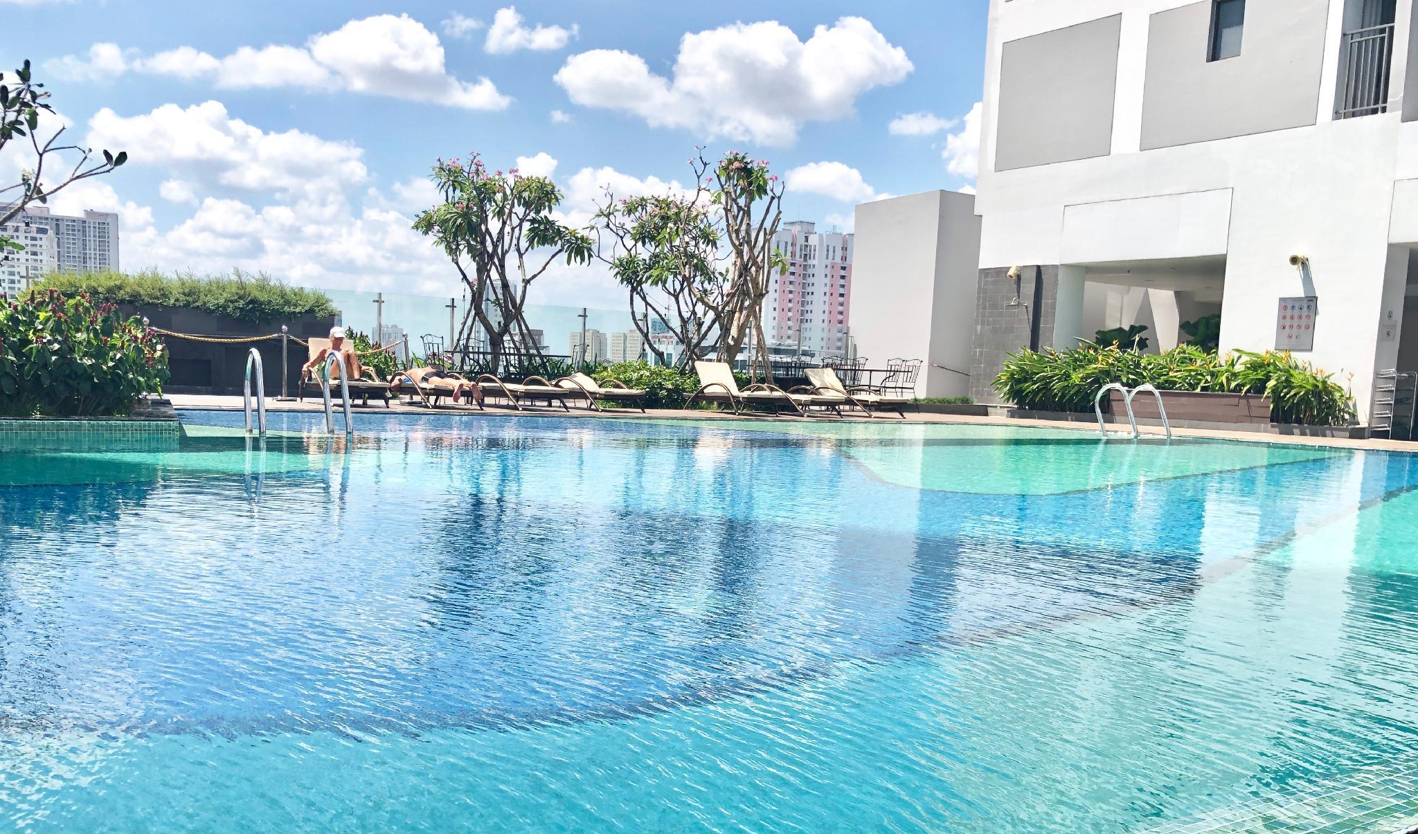 Saigon Apartment   River Gate Riverside