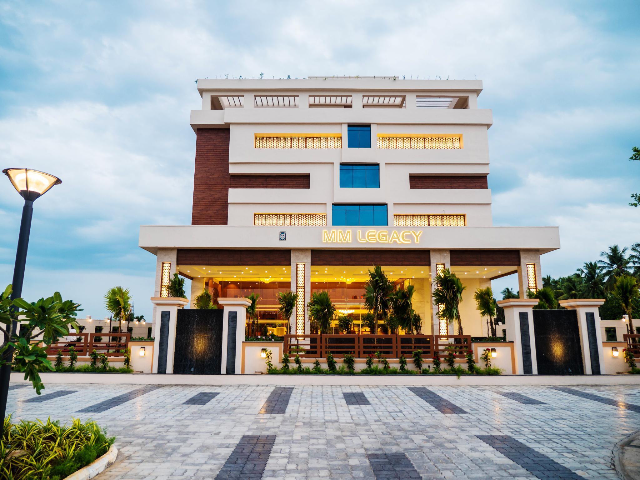 MM Legacy Kanchipuram