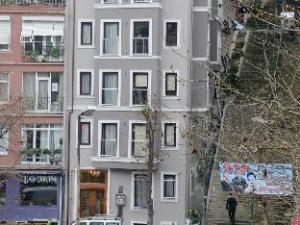 Collage Cihangir 55 Apart Hotel